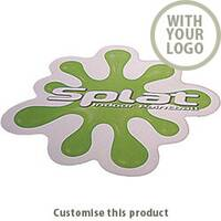 Floor Graphics Stickers 002102718 - Customise with your brand, logo or promo text