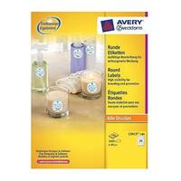 Avery Special Labels Round Ref L3415-100