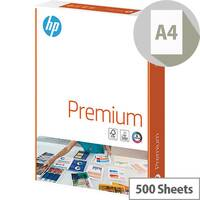 HP Hewlett Packard A4 100gsm White Multifunction Printer Paper Ream of 500 Sheets