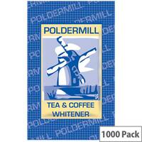 Tea and Coffee Whitener Sachets  2.5g  Box of 1000