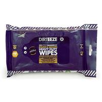 Dirteeze Rough &Smooth Wipes Soft Pack 220x200mm Ref DZRS40 [40 Wipes]
