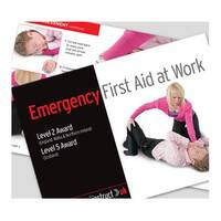 Click Medical Emergency First Aid Book Ref CM1316