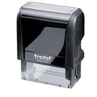 Trodat Printy VC 4912 Custom Stamp Up to 5 lines 47 x 17mm Voucher Card