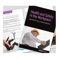 Click Medical Health and Safety Book Ref CM1318
