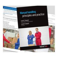Click Medical Manual Handling Book Ref CM1319