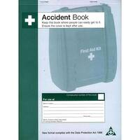 Click Medical Accident Book DPA Compliant Book Ref CM1324