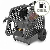 Karcher HD 1050 De Cage With Diesel Engine Pressure Washers 18109760