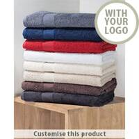 Heavyweight Guest Towel 192418 - Customise with your brand, logo or promo text