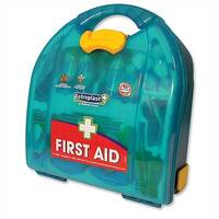 Wallace Cameron BS8599-1 Large Green Box First Aid Kit 1-50 Users