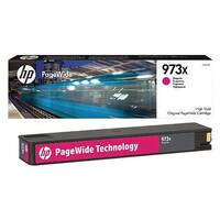HP 973X Magenta High Capacity PageWide Ink Cartridge F6T82AE