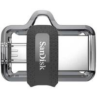 SanDisk Ultra Dual - USB flash drive - 64 GB