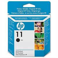 HP 11 Black Printhead C4810A Long Life