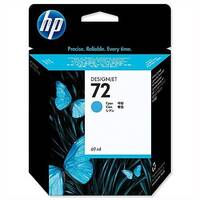 HP 72 Cyan Inkjet Cartridge 69ml C9398A