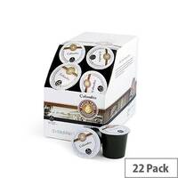 Barista Prima Coffeehouse Colombia Pack 22 K-Cup pods for Keurig