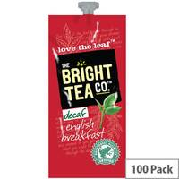 Flavia Bright Tea Co English Breakfast Sachets Pack of 140 NWT360
