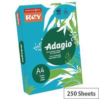 Adagio Intense Deep Blue A4 Card Paper 160gsm Pack of 250
