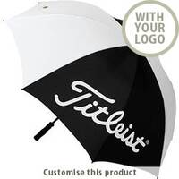 Titleist Golf Umbrella 194771 - Customise with your brand, logo or promo text