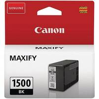 Canon PGI-1500 Bk Ink Cartridge Black 9218B001