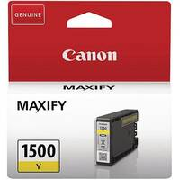 Canon PGI-1500 Y Ink Cartridge Yellow 9231B001