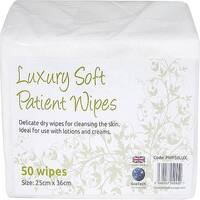 EcoTech Luxury Soft Patient Wipes PWF2000LUX