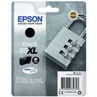 Epson Singlepack Black 35XL DURABrite Ultra Ink
