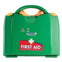 Astroplast Green Box HSA 11-25 Person First Aid Kit Incl. Eyewash &Burns