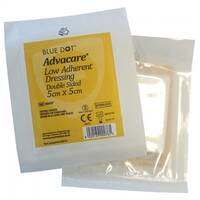 Low Adherent Absorbent Dressing 5x5cm Pack of 25 1403001