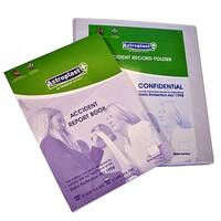 Astroplast Accident Report Folder + Flyer 5401007