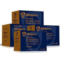 Advapore Adhesive Wound Dressing 10cm x 25cm Pack of 50