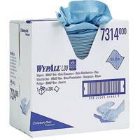 Kimberly-Clark Wypall L30 Brag Box 280 Sheets Blue Ref 7314 KC01962