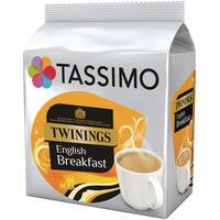 Tassimo Twinings English Breakfast Tea Pod Pack of 80 4031568