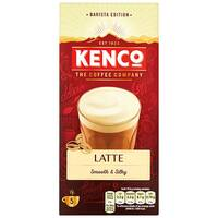 Kenco Caffe Latte Instant Sachet Pack of 8 4031816
