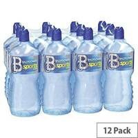 Ballygowan Natural Mineral Water Still Water Sports Cap Bottles 1L Pack of 12 LB00032
