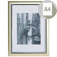 Photo Album Co Aluminium Certificate Frame A4 Non Glass