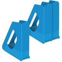 Rexel Choices Magazine File Blue 3 For The Price of 2 RX810219