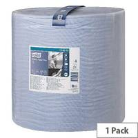 Tork Advanced Wiper Blue Roll 510m (1 Roll) 130050