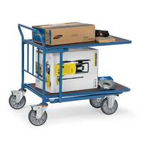 Double Deck Cash &Carry Trolley 1000x700mm