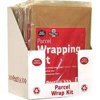 Postpak Parcel Wrapping Kit Pack of 10