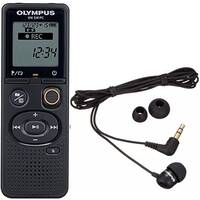 Olympus VN-541PC Digital Voice Recorder 4GB + TP8 Telephone Pick-Up Microphone