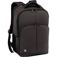 Wenger Link 16in Laptop Backpack with Tablet Pocket - Grey 601073