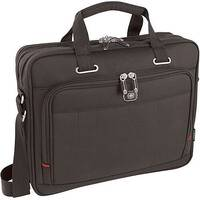 Wenger Acquisition 16in Laptop Briefcase &Tablet Pocket 600645