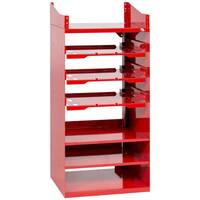 Wurth Drawer Part ORSY1 shelving System - DRWRDIV-SYSCASE-3FOLD-RED Ref. 0961925001
