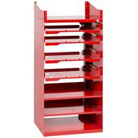 Wurth Drawer Part ORSY1 shelving System - DRWRDIV-SYSCASE-4FOLD-RED Ref. 0961925002