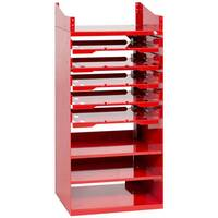Wurth Drawer Part ORSY1 shelving System - DRWRDIV-SYSCASE-5-FOLD-RED Ref. 0961925003