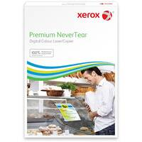 Xerox Premium Nevertear Commercial Printing Paper SRA3 320x450 270mic/368gsm Pack of 100 003r91302