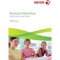 Xerox Premium Nevertear Commercial Printing Paper SRA3 320x450 350mic/510gsm Pack of 100 003r93031