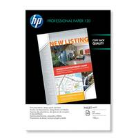 HP Professional 120 matt - Matte - bright white - A3 (297 x 420 mm) 100 sheet(s) paper - for PageWide Enterprise Color 765, MFP 780; PageWide Enterprise Color Flow MFP 785