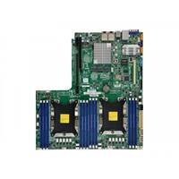 SUPERMICRO X11DDW-L - Motherboard - Socket P - 2 CPUs supported - C621 - USB 3.0 - 2 x Gigabit LAN - onboard graphics