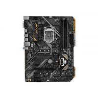 ASUS TUF B360-PLUS GAMING - Motherboard - ATX - LGA1151 Socket - B360 - USB 3.1 Gen 1, USB 3.1 Gen 2 - Gigabit LAN - onboard graphics (CPU required) - HD Audio (8-channel)