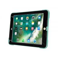 Targus SafePORT Rugged - Protective case for tablet - rugged - polycarbonate, thermoplastic polyurethane - teal - for Apple 9.7-inch iPad (5th generation, 6th generation); 9.7-inch iPad Pro; iPad Air 2